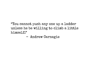 push yourself to go higher